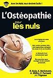 L'Ostéopathie pour les Nuls poche...