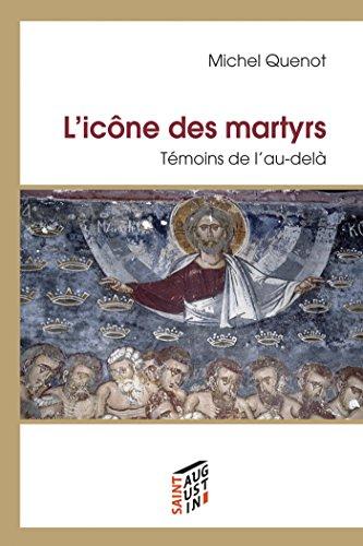L'icône des martyrs par Michel Quenot