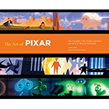 Art of Pixar: 25th Anniv hc