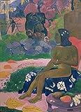 """Poster-Bild 20 x 30 cm: """"Vairaumati Tei Oa (Her Name is Vairaumati), 1892 (oil on canvas)"""", Bild auf Poster"""