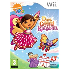 Dora The Explorer: Dora Saves the Crystal Kingdom (Wii)