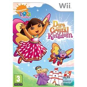Dora The Explorer: Dora Saves the Crystal Kingdom (Wii)