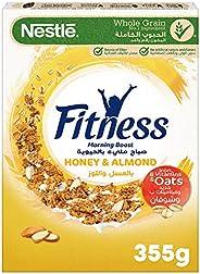 Nestle Fitness Honey & Almond Breakfast Cereal