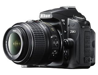 Nikon D90 SLR-Digitalkamera (12 Megapixel, Live-View, HD-Videofunktion) Kit inkl. 18-55mm 1:3,5-5,6G VR Objektiv (bildstab.) (B001GO1VL6) | Amazon price tracker / tracking, Amazon price history charts, Amazon price watches, Amazon price drop alerts