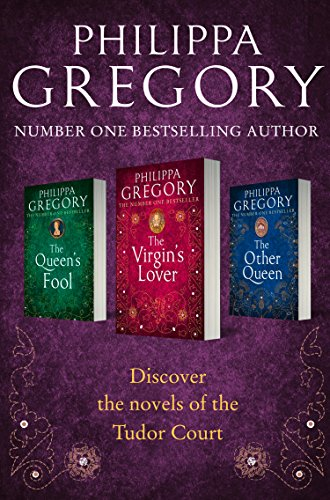 Philippa Gregory 3-Book Tudor Collection 2: The Queen's Fool, The Virgin's Lover, The Other Queen (English Edition) por Philippa Gregory