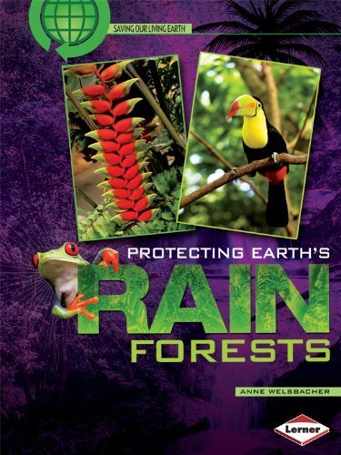 Protecting Earth's Rain Forests (Saving Our Living Earth) by Anne Welsbacher (2008-09-01)