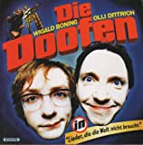 Ohrenschmalz ... (incl. Songtexte, zum Mitsingen) (CD Album Die Doofen, 18 Tracks) -