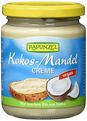 Rapunzel Kokos-Mandel-Creme, 250 g