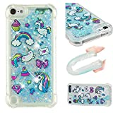 Best Amis iPod Touch 5 Cases - ZXK Coque iPod Touch 5/Touch 6 Liquide Glitter Review