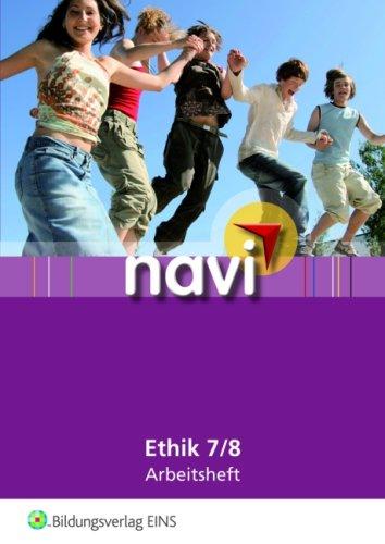 Preisvergleich Produktbild Navi Ethik 7/8. Arbeitsheft