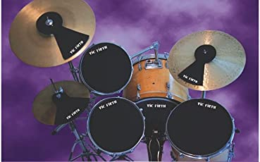 Vic Firth Individual Drum Mutes 16