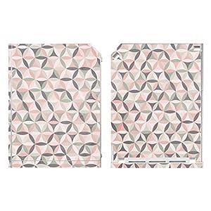 Disagu SF-sdi-3482_1226 Design Schutzfolie für Nintendo Wii stehend Motiv Buntes Muster 03″ klar