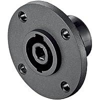 4-polige PA-Lautsprecherbuchse 50838-GB von Wentronic