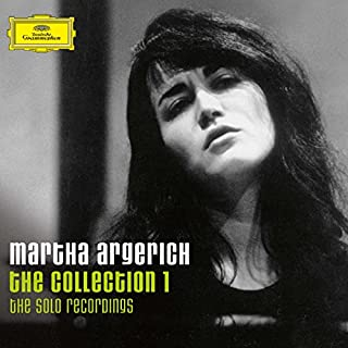 Martha Argerich: The Collection 1 - The Solo Recordings (Coffret 8 CD) (B001BWQVSG) | Amazon price tracker / tracking, Amazon price history charts, Amazon price watches, Amazon price drop alerts