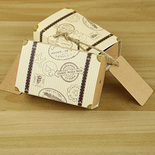 kingsley-50pz-mini-retro-valigia-bomboniere-vintage-carta-kraft-candy-scatole-regalo-scatole-cubo-po
