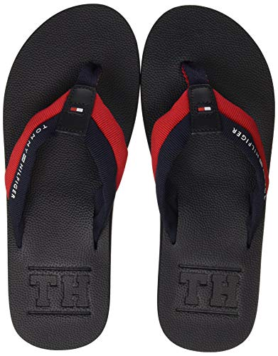 Tommy Hilfiger Embossed TH Beach Sandal