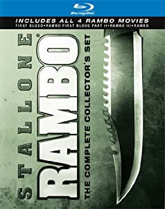 Rambo: Complete Collector's Set  [US Import] [Blu-ray] [Region A]