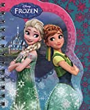 Bloc-Note/Cahier Spirale 9.5x11.50cm La Reine Des Neiges Frozen Disney - L'Unité/Model Aléatoire -