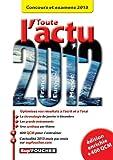 Lire le livre Toute l'actu 2012 Concours gratuit