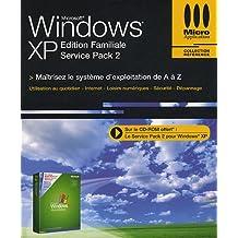 Windows XP Service Pack 2 Edition Familiale (1Cédérom)