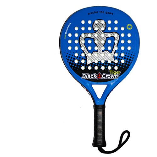 Black Crown Tiger Pala de Padel