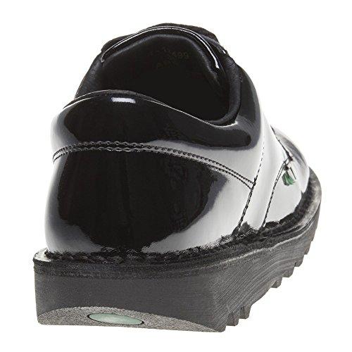 Kickers Kick Lo Core Jungen Schuhe Schwarz Schwarz