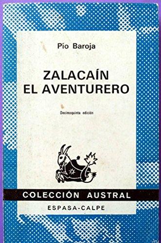 Zalacain el aventurero por Pio Baroja