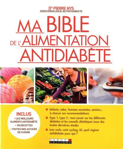Ma bible de l'alimentation antidiabte