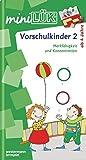 miniLÜK: Vorschulkinder 2: Merkfähigkeit und Konzentration für Kinder von 4