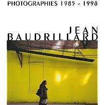 Im Horizont des Objekts: Photographies 1985-1998
