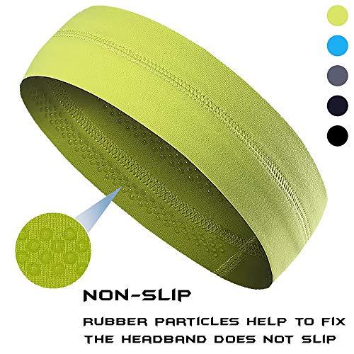 Kühlendes Stirnband, Schweiß aufnehmen können und die hat eine sehr hohe Elastizität, Sehr nützlich für Fitness, Gym, Yoga, ideal für Damen und Herren