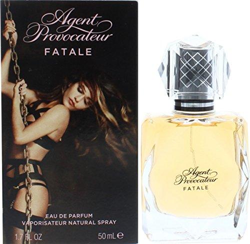 Agent Provocateur Fatale 50ml Eau de Perfum Essence Spray für Ihre mit Geschenk Tüte