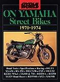 """Cycle World"" on Yamaha Street Bikes 1970-74"