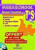 Paraschool : Réviser l'essentiel de la  terminale S