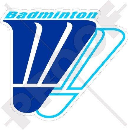 Racchetta da badminton sport, sport 119,4cm (120MM) adesivo in vinile, decalcomania