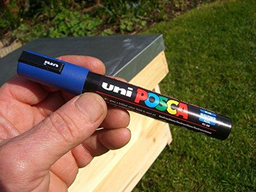 Queen bee marker pen set (5 pens) 5