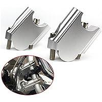 XX ecommerce Moto 28 mm manillar Riser en espalda se mueve Soporte Kit Para B-m-w F800GS F800GT