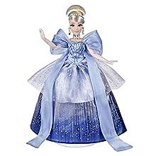 Hasbro- DPR Serie Holiday Style Cinderella, E9043
