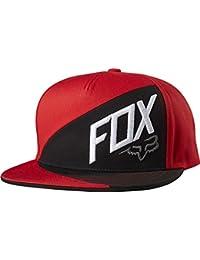 Fox - Casquette de Baseball - Homme rouge Rot taille unique