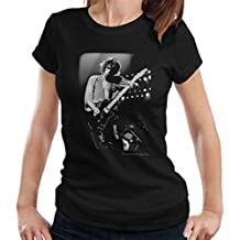 Richard E Aaron Official Photography - Keith Richards New Barbarians Playing Guitar 1979 Women's T-Shirt