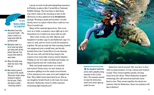 Face to Face with Manatees: Level 5 (National Geographic Readers)