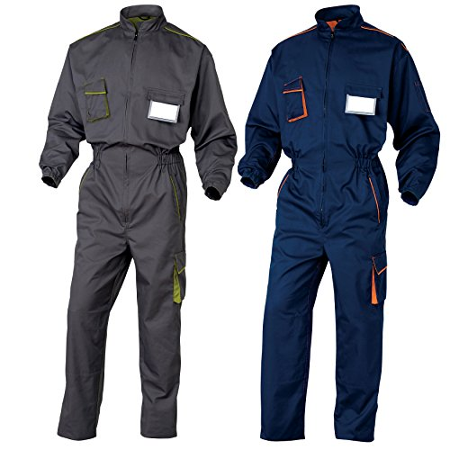Panoply M6 Panostyle Work Boilersuit Overalls Coveralls With Kneepad Pockets