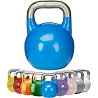 Gorilla Sports Kettlebells de compétition - disponible de 8kg à 40kg