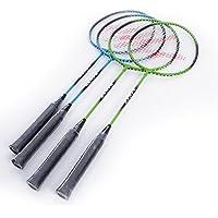PROTON Set Badminton Team 4 Personas Adulto (Talla: T.U.)