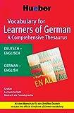 Comprehensive German Thesaurus
