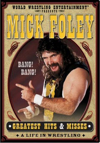 mick-foleys-greatest-hits-misses-a-life-in-wrestling-reino-unido-dvd