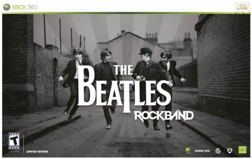The Beatles: Rock Band Limited Edition Premium Bundle (Beatles 360 Für Xbox Rock Band)