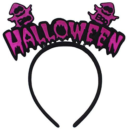 aarband Stirnband Kopfschmuck Haarschmuck Hübsch Kopfbedeckung Bügel Haar Ornamente (Puppen) (Puppe Haar Halloween)