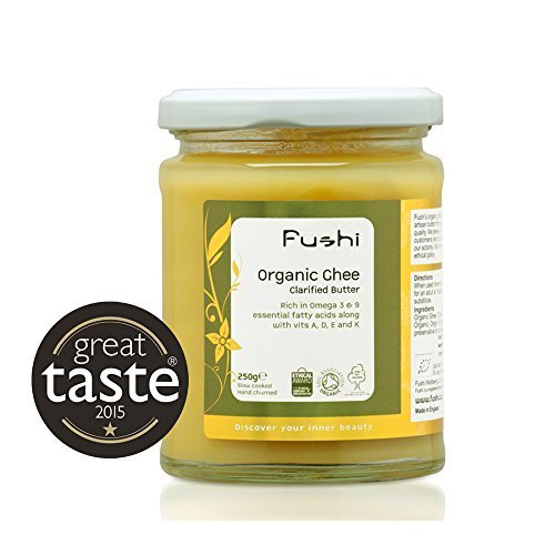 Fushi Organic Ghee Grass Fed 300ml 51FJb8gY6UL
