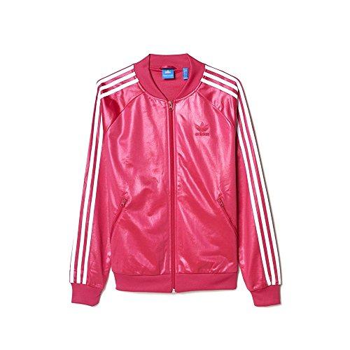 adidas Superstar TT W Giacca da tuta 38 pink
